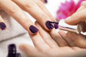 Manicure med shellac